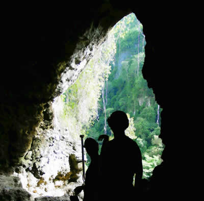 caving in cebu
